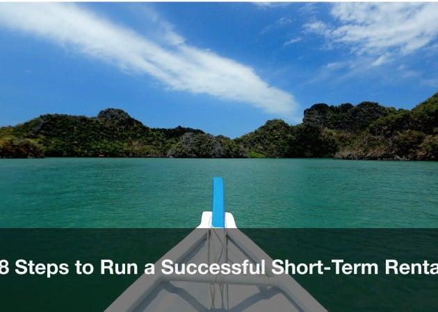 8 Steps to Run a Successful Short-Term Rental