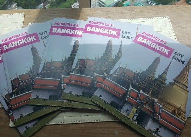 Roomfilla's Bangkok Magazine!