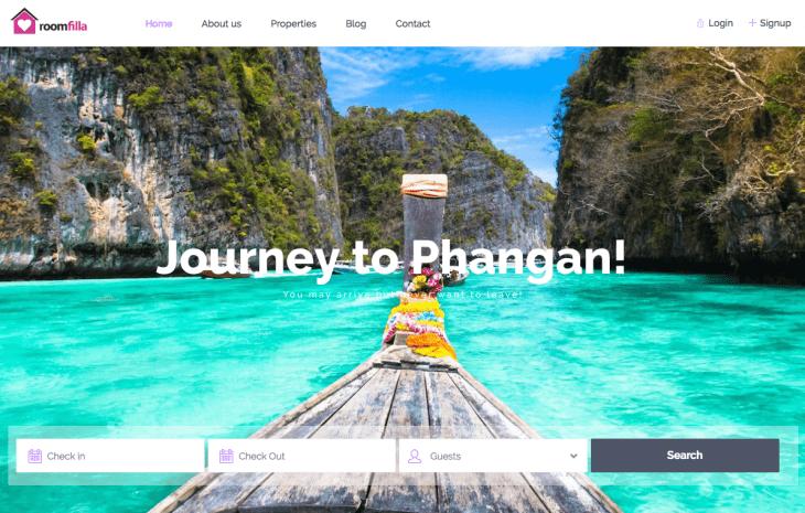 Phangan Places